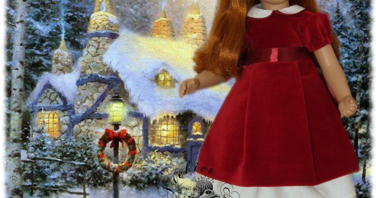 Tenue Bella pour poupée Finouche de Petitcollin