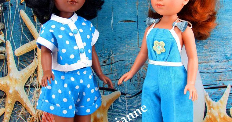 Tenues pour poupées Vidal Royas