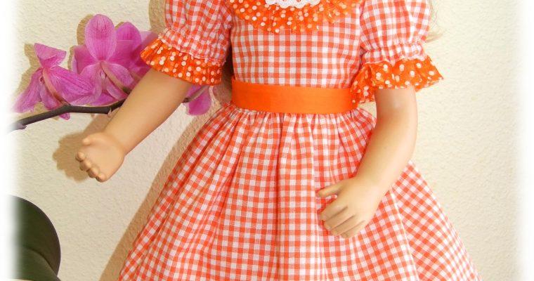 Tenue Rebeca pour poupée Finouche