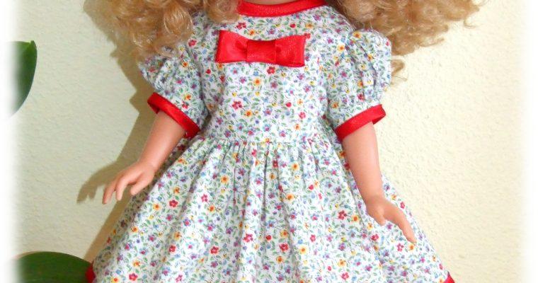Tenue Adelyne pour poupée Bella 36 cm et Vidal Royas 40 cm