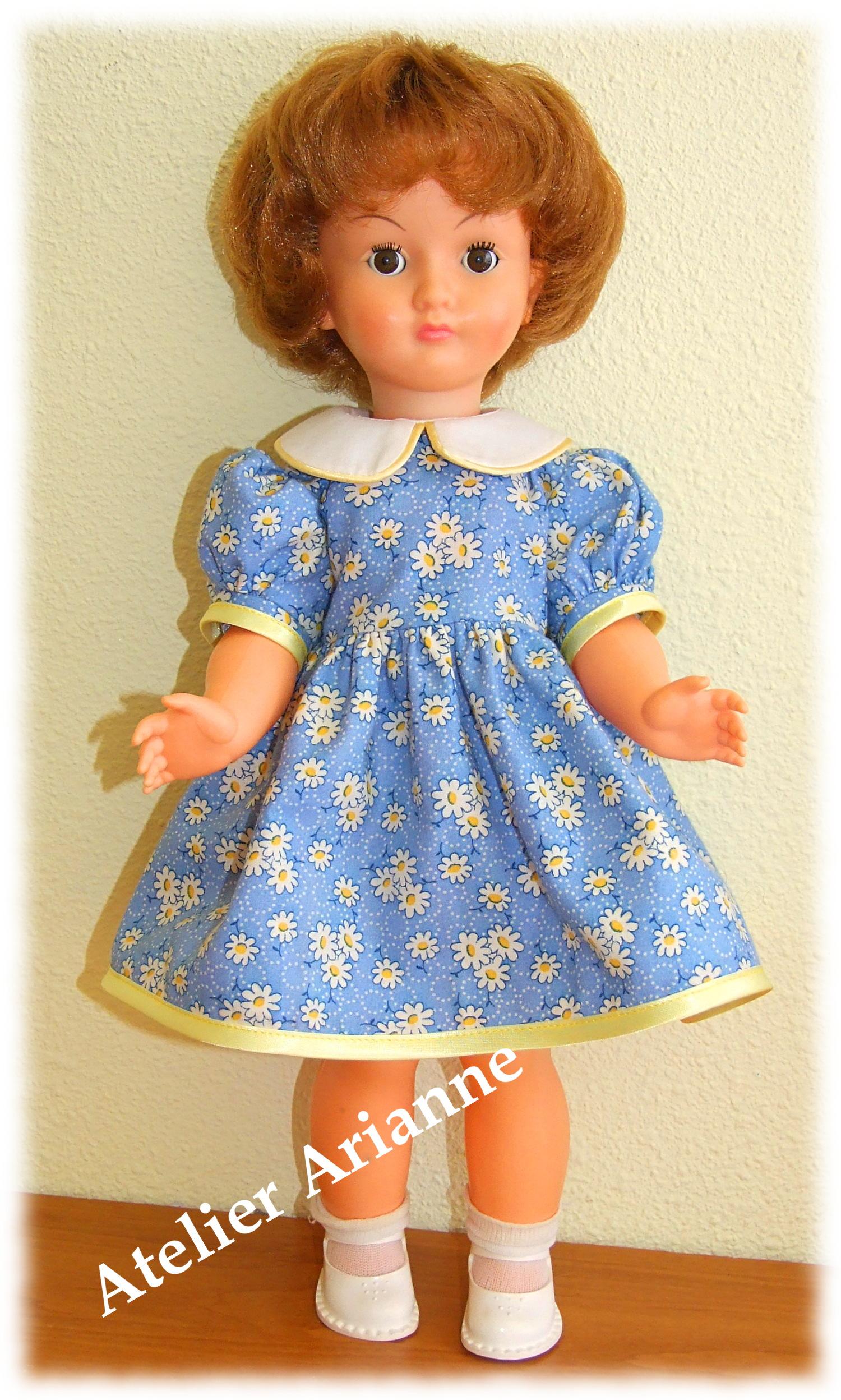 Tenue Allysia pour poupée Bella 40 cm