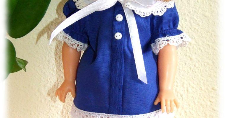 Tenue Sylvie pour poupées Meadow Dolls ou Shirley