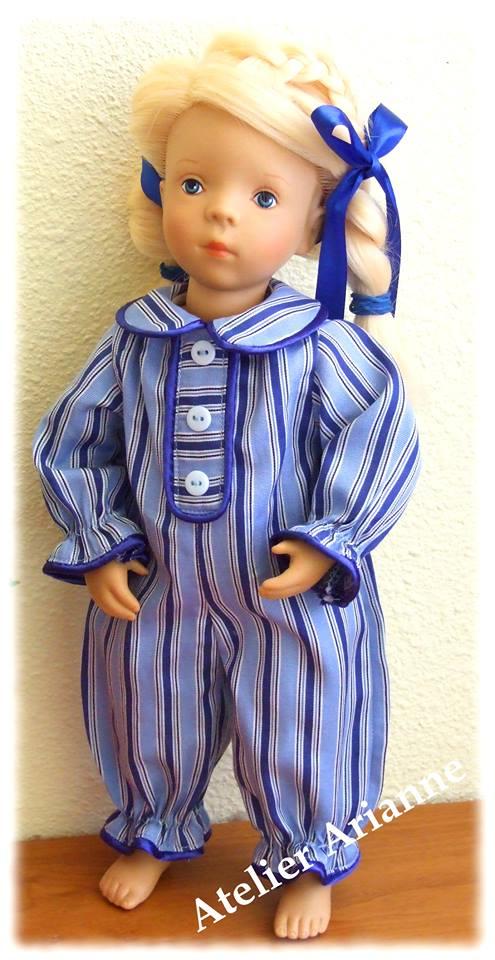 Tenue Lola pour poupée Corolle, Paola Reina, Minouche 33 cm