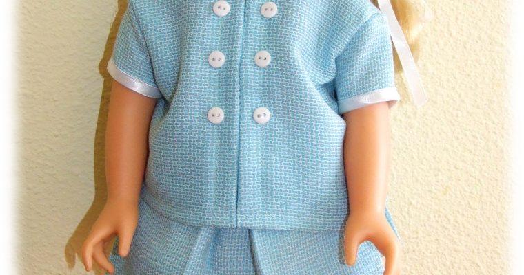 Tenue Sabine pour poupée Raynal 48 cm, Journey Girl, Corolle 36