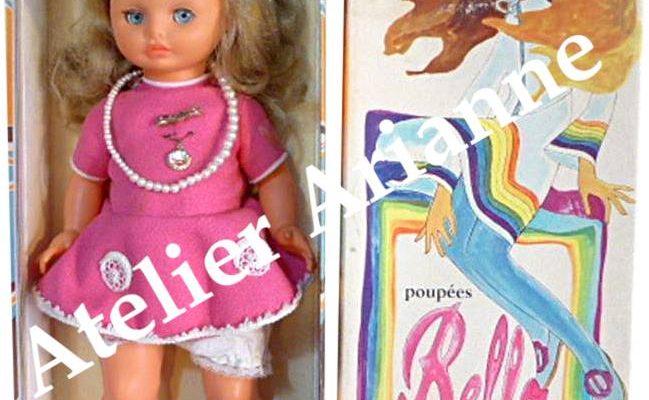 La poupée Suzette de Bella