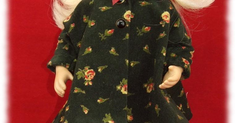 Tenue Apolline pour poupées Corolle, Minouche, Paola Reina 33 cm