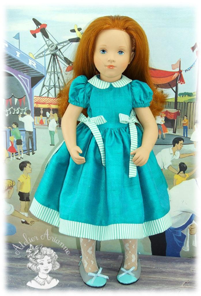 Décembre 1998 Tenue pour poupée Starlette