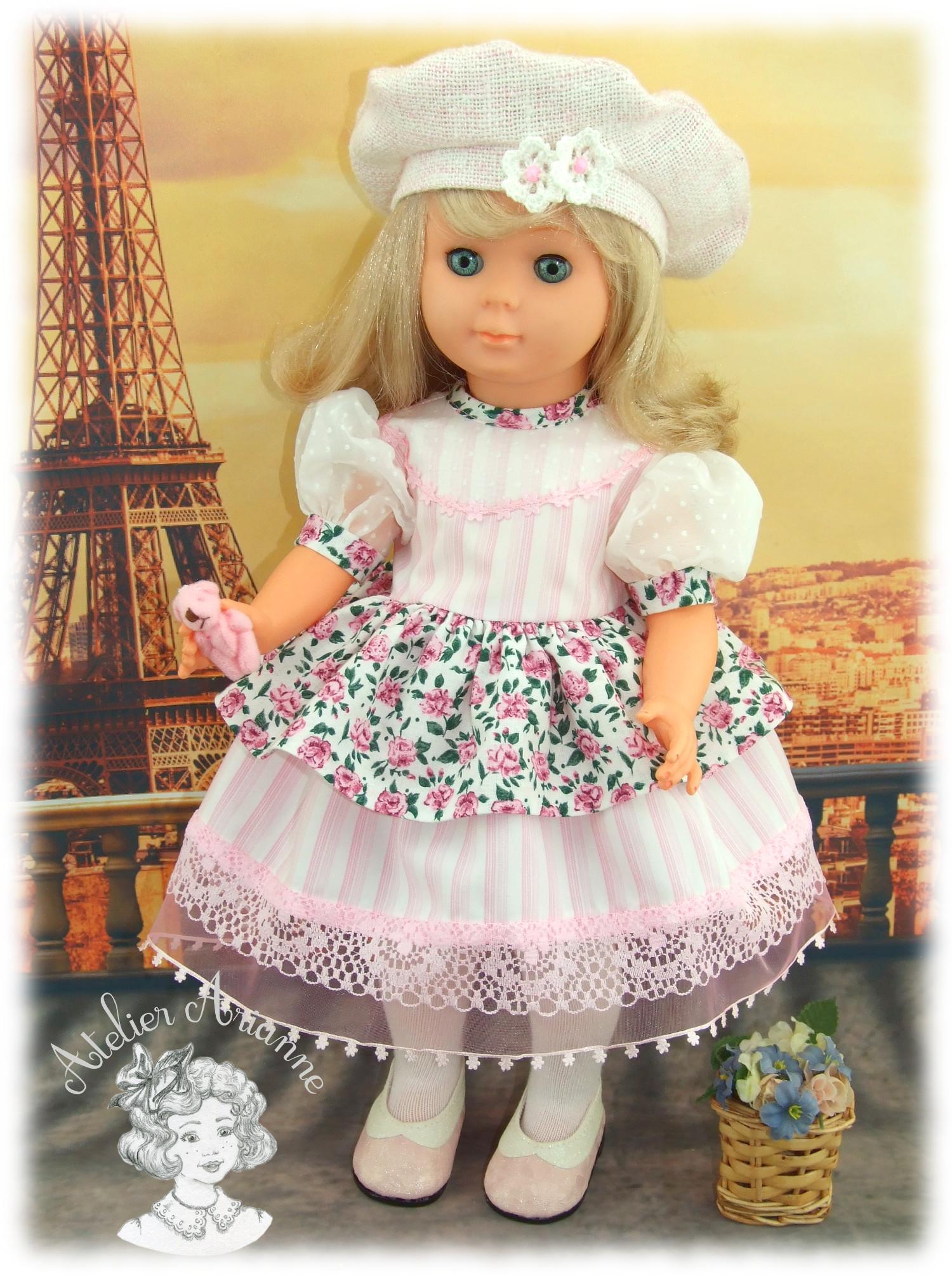 """Pièce unique – tenue Céline de la série """"Les Parisettes"""""""