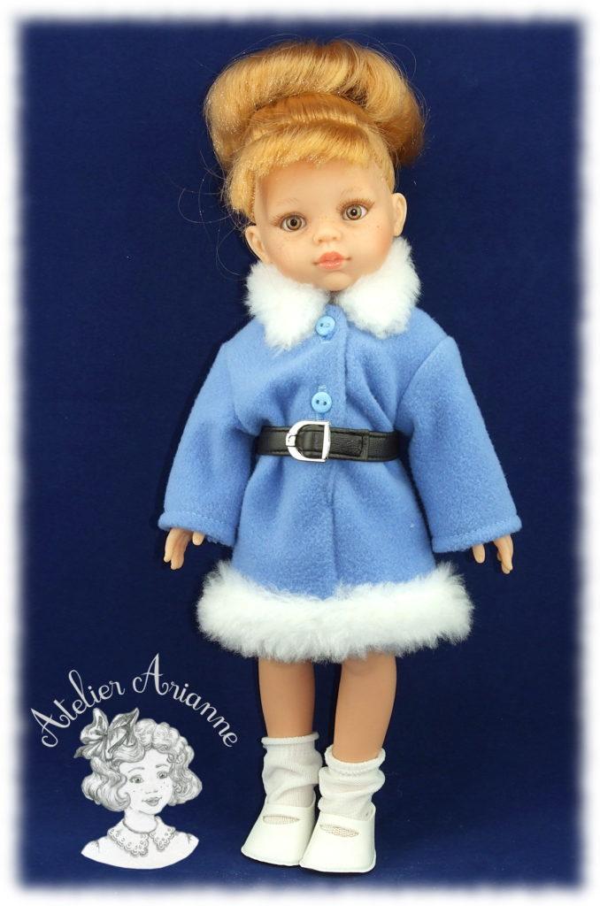 Béa la tenue pour poupées : Minouche, Paola Reina, Chérie de Corolle