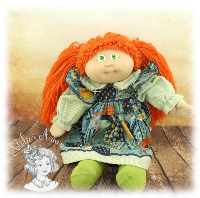 Les poupées Cabbage de Jesmar