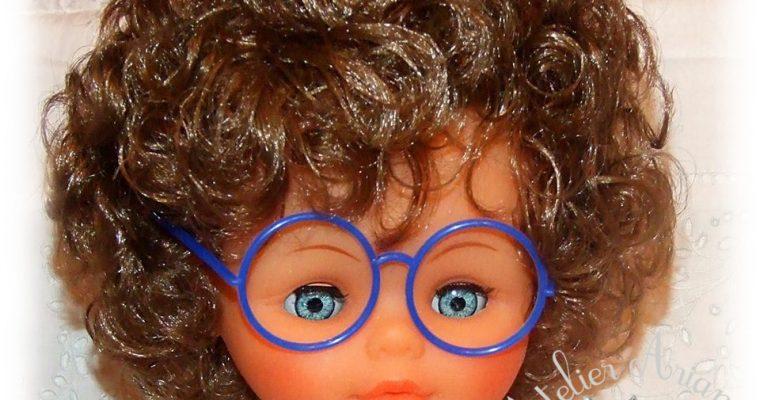 La poupée Mélanie de Bella – marquée: 45-14