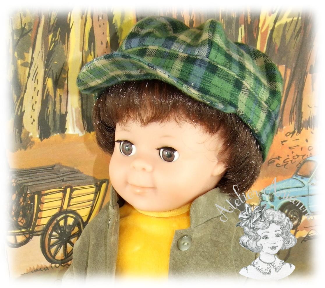 Gavroche Septembre 1983 pour poupée Jean-Michel de Modes et Travaux
