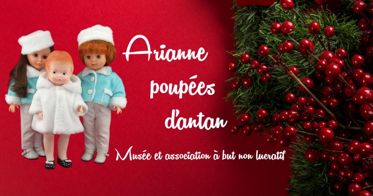 Arianne – les poupées d'antan