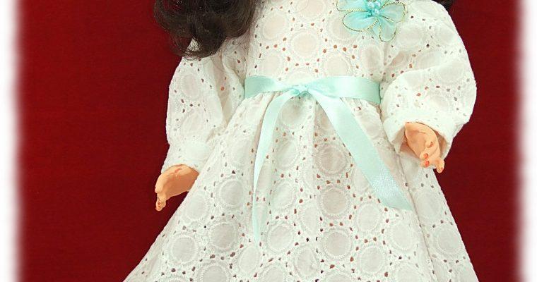 Septembre 1977 Tenue pour poupée Marie-Françoise, Françoise, Modes et Travaux