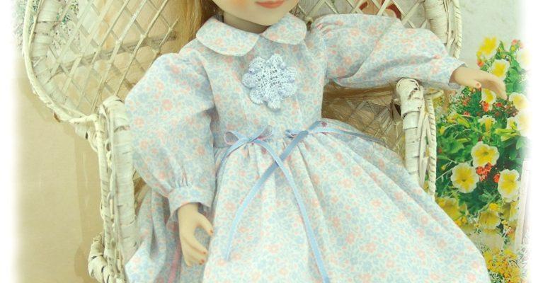 Liberty – Tenue exclusive pour poupées Fashion Friends -Ruby  Red