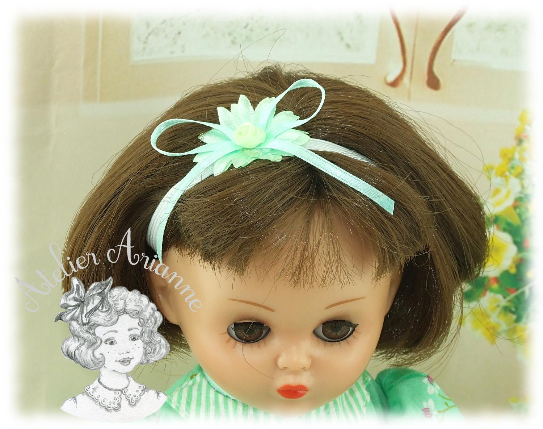 Serre-tête pour poupée Bombon