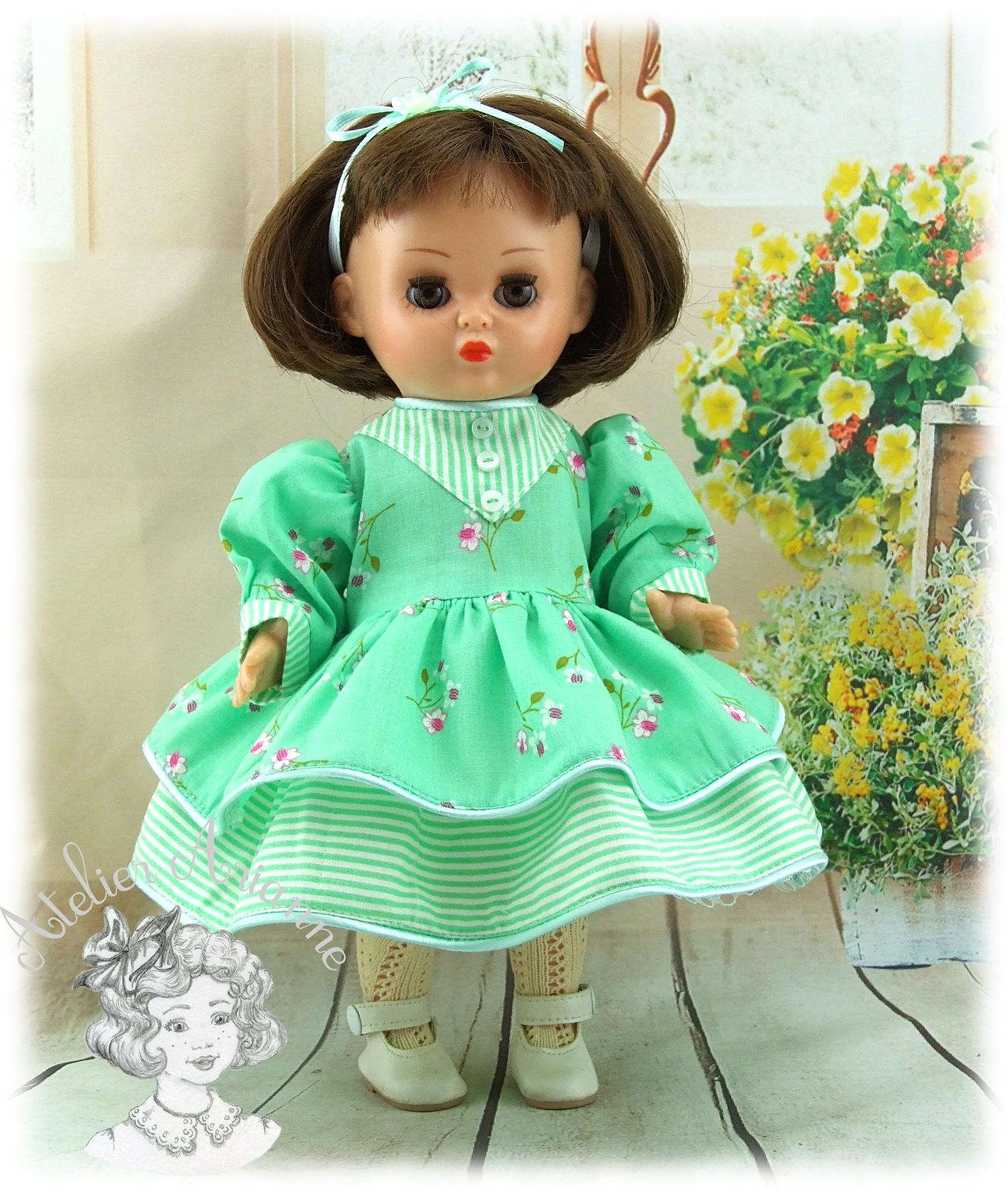 Lulotte – tenue pour poupée Bombon