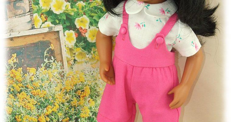 Oda -Tenue pour poupée Minouche de Petitcollin