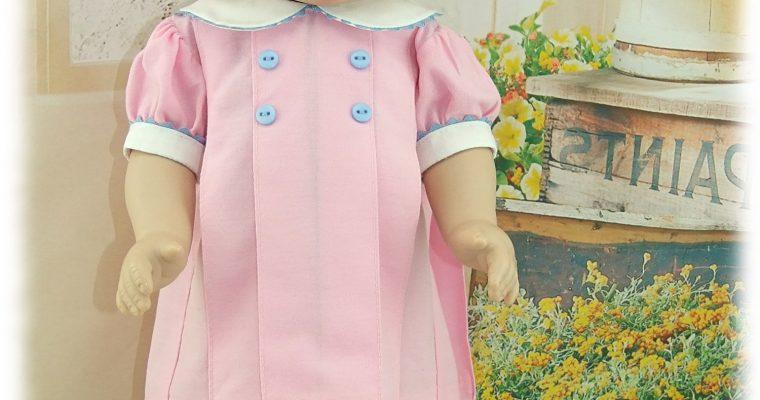 Veronica Tenue pour poupées: Daisy Kingdom de 50 cm