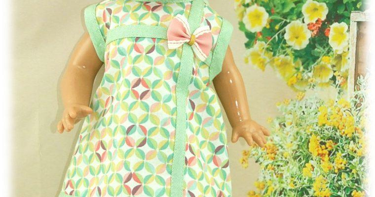 ROXANE – Tenue pour poupée Patsy de 33 cm