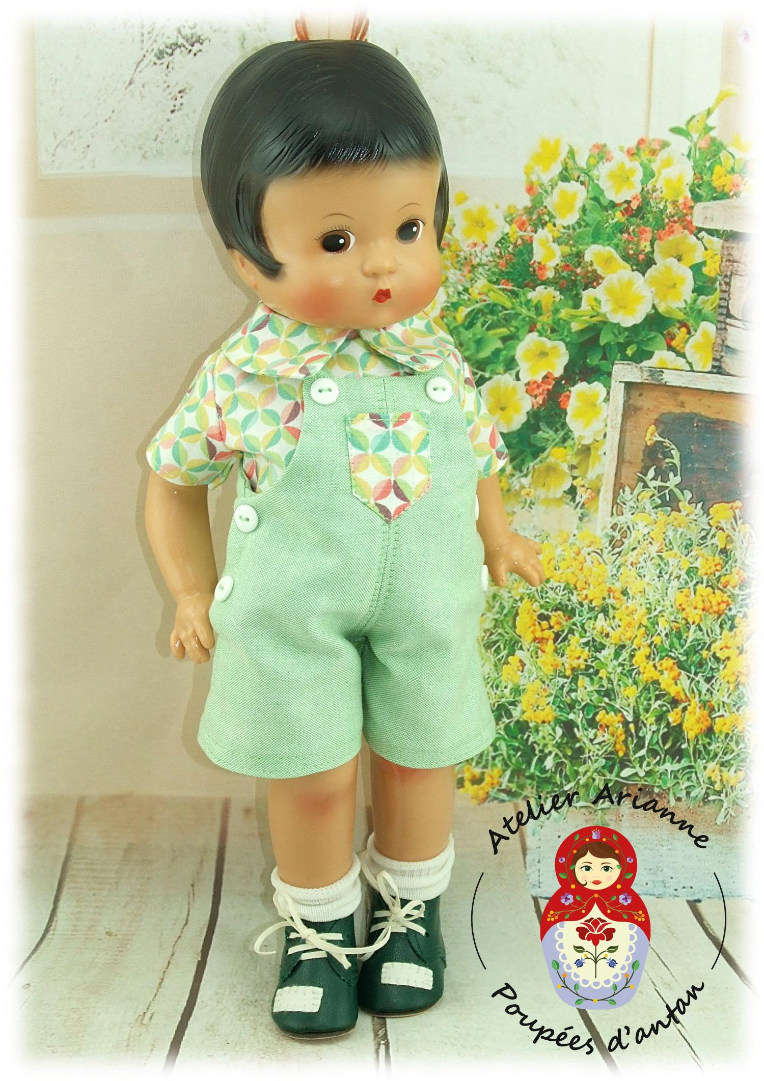 SIMON – Tenue pour les poupées Patsy et Skippy de 33cm