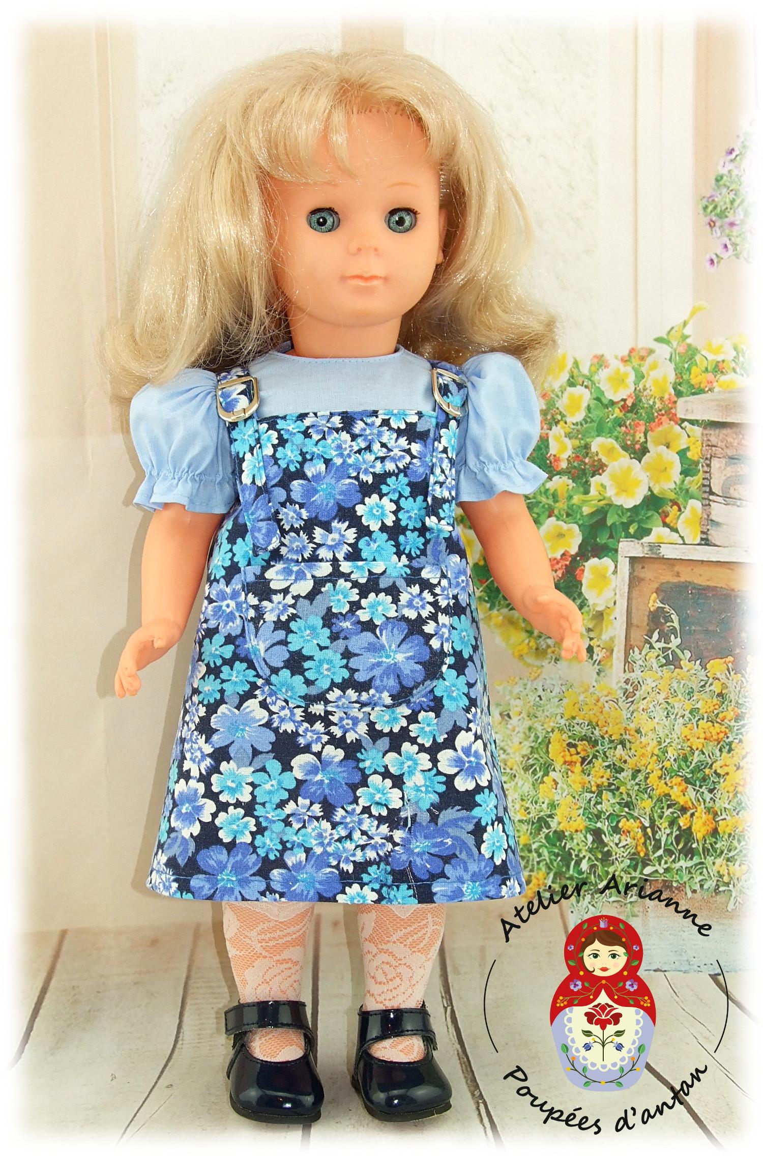 Juin 1983 – Tenue pour poupée Marie-Françoise de Modes et Travaux
