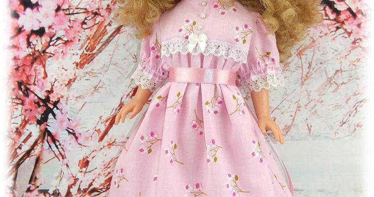 Julia – Tenue pour poupée Vidal Rojas