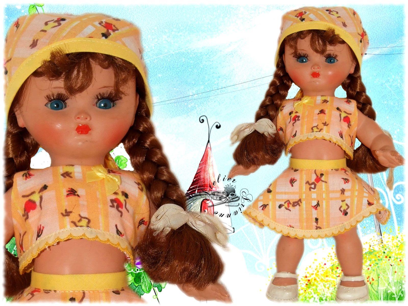 Ma petite poupée Muguette