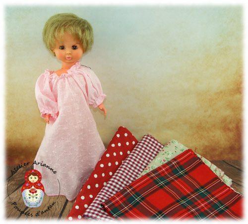 Les magnifiques dons reçus à l'association de la part de Madame Gisèle