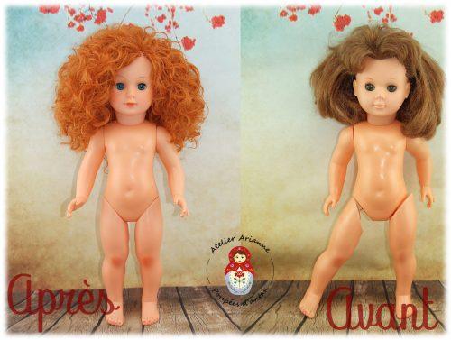 Clinique de poupées – Miss Marie-Françoise