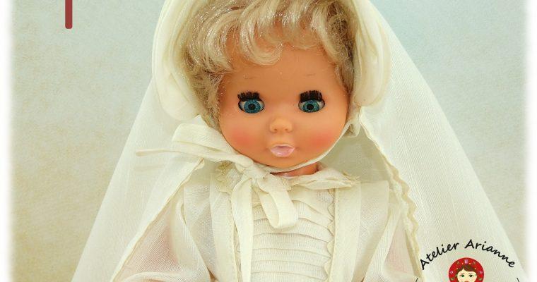 Clinique de poupées – petite demoiselle Clodrey